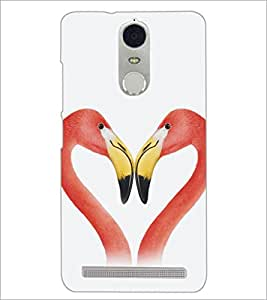 PrintDhaba Love D-5350 Back Case Cover for LENOVO K5 NOTE (Multi-Coloured)