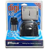 Targus Digital Kit Caméra Valise USB Carte Lecteur mini Tripod