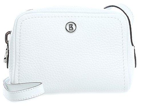Bogner Leather MARI 0402398 Damen Umhängetaschen 18x15x8 cm (B x H x T) White