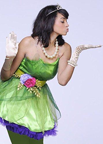 Die Prinzessin und der Frosch-Stil-Kostüm Small (UK (Die Kostüme Und Frosch Prinzessin Der)