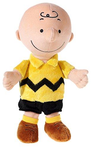 Preisvergleich Produktbild Snoopy Plüsch Figur Charlie Brown 18 cm Stofftier Peanuts