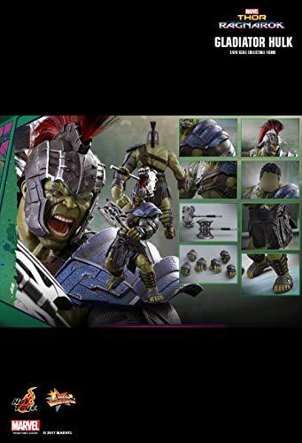 Hot Toys MMS430 - Marvel Comics - Thor 3 : Ragnarok : Hulk Gladiator