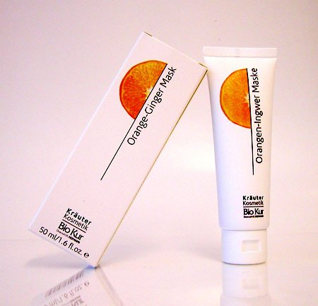 Bio Kur Dr.W.K.Hofmann: Orange Ingwer Maske (50 ml)