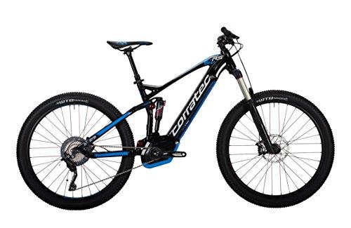 Corratec E-Power RS 150 650B Plus CX 500 Wh E-Bike Fully - BK23275 - Bosch Performance CX Motor mit 75 Nm Drehmoment - 56cm