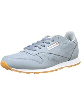 Reebok Classic Leather Gum, Zapatillas de Running Unisex niños