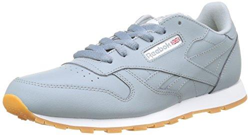 Cn0360, Zapatillas de Gimnasia para Mujer, Gris (Stark Greyshadowrainquartzpale Pinkwhite), 40 EU Reebok