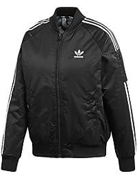 2fd4a4c52af12 Amazon.es  chaquetas bomber mujer - adidas  Ropa