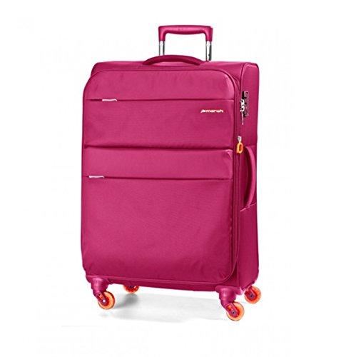 March15 Elle Trolley 77 cm 4 Rollen Farbe schwarz pink