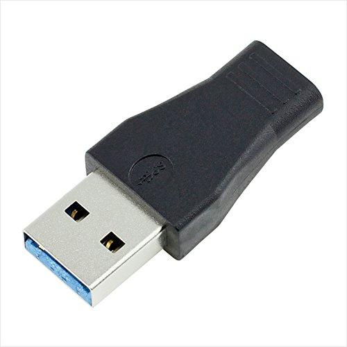 Desktop-typ (Hrph Laptop USB 3.0-Stecker auf USB 3.1 Typ C Female Data Converter Desktop-USB3.1 Typ-C-auf-USB-C Buchse OTG Adapter)