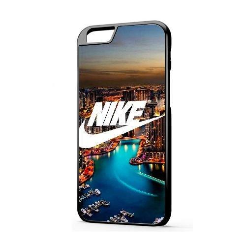Generico Chiamata Telefono Cover per iPhone 6 6S Plus 5.5 Inch/Nero/Michael Jordan/Solo per iPhone 6 6S Plus 5.5 Inch Cover/GODSGGH928021 NIKE LOGO - 017