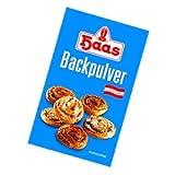 Haas - Backpulver 3 x 16 g