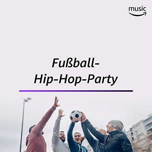 Fußball-Hip-Hop-Party
