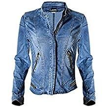 premium selection 59f4f c72f1 Suchergebnis auf Amazon.de für: Jeansjacke mit Reissverschluss