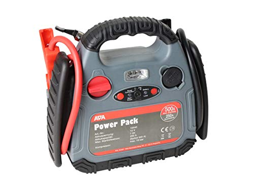 APA 16540 Powerpak mit Kompressor 18 bar Auto-batterie-pack