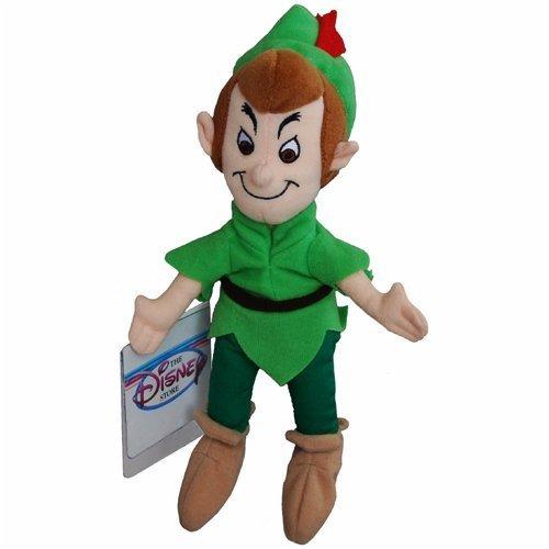 Peter Pan - Disney Mini Bean Bag Plush by Disney