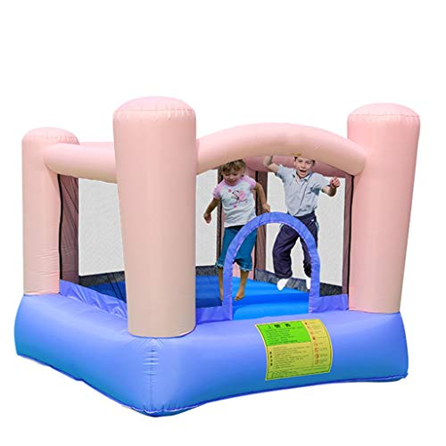 Bouncy Castles Sports Toys Indoor children's trampoline Indoor slide Children playing Boy girl inflatable toy Family garden children's playground Inflatable children's bedroom