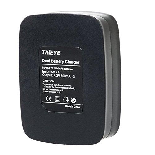 Tragbares Design-Umweltschutz-dauerhaftes hocheffizientes Doppeltes Aufladen-Ladegerät, Das T5e eingeweiht Wird