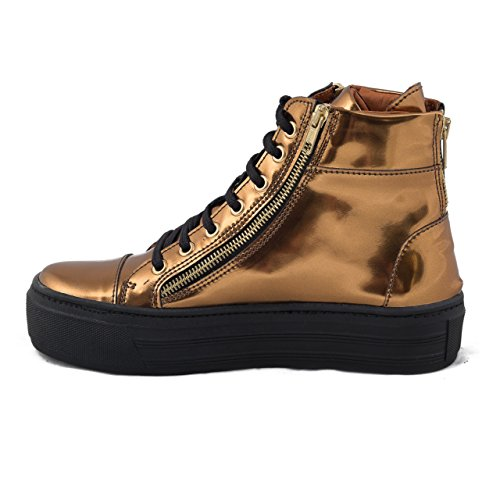 Nae Ibiza Gold - Damen Vegan Sneakers - 4