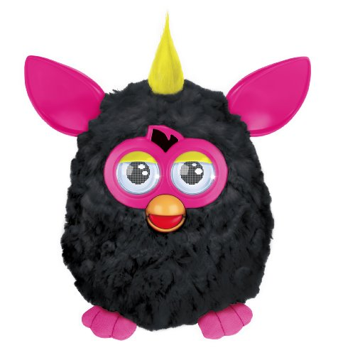 Hasbro A4038100 - Furby Edition Hot Wild