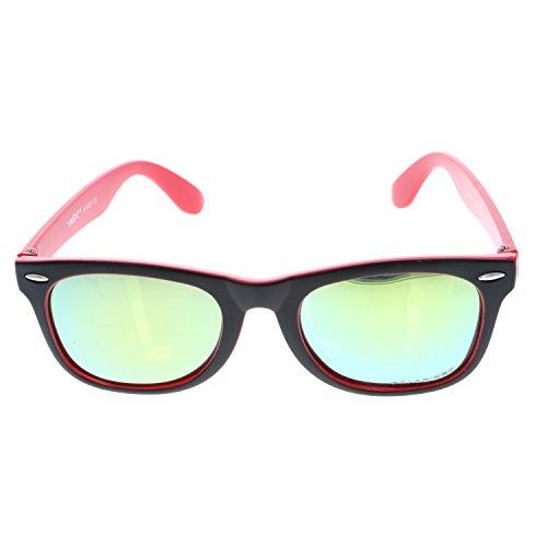 VertX - Occhiali da sole - Uomo verde Neon verde marco - Lente azul kfagGZsg