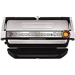 Tefal Optigrill XL GC722D Inox/Noir 2000 W