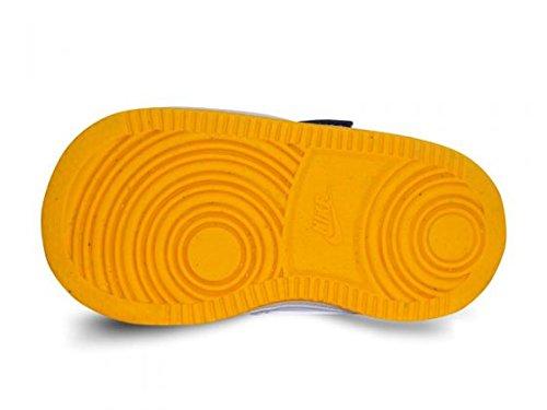 Nike , Baskets pour garçon SU164 BIANCO/ROSA