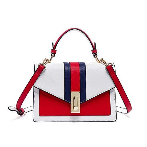 Y-YT Damen Handtasche Messenger Bag einfach Schulter