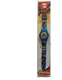 Spiderman MV10013 - Reloj, diseño de Spiderman