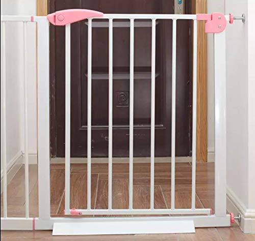GOLDA Baby Gate Stumble Protection Ramp Accessories Non-Slip and Non-Trip Reinforcement Base for Toddlers or Pet Indoor Gates and Fences Safety Gate Tool Angled Ramp Bar(White) GOLDA QUICK AND EASY TO USE - Straight forward installation, in less than 2 minutes your child is safer and confident in their steps PRACTICAL SAFETY BASE - Light to carry, easy to clean and store. with Premium Size : Fits on majority of safety gates and extensions available AVAILABLE IN TWO COLOURS - Adapt to any room or furniture with black or white option. 3