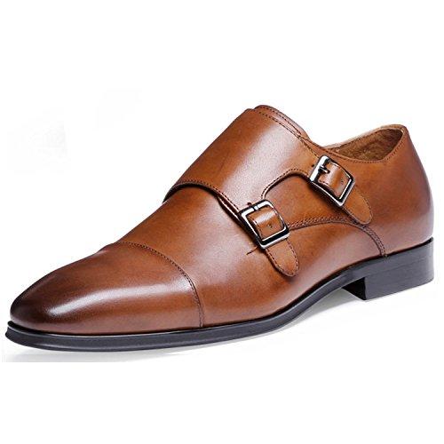 Desai Zapatos De Cuero De Los Hombres Al Apuntado Traje De Etiqueta De