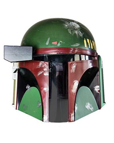Horror-Shop Boba Fett Casco Deluxe