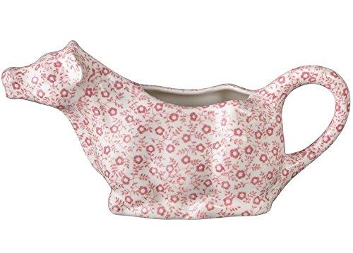Burleigh Kuh Creamer Milchkännchen Rose Pink felicty -