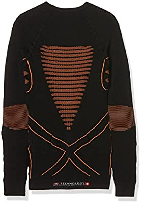 X-Bionic Erwachsene Funktionsbekleidung Junior EN Accumulator UW Shirt LG SL