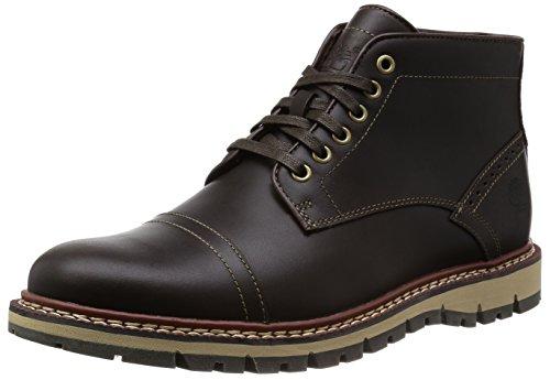 Timberland Earthkeepers Britton Hill Boots Schnürschuhe Stiefeletten Herren (41)