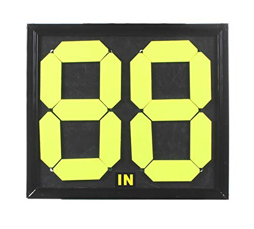 Merco Board mechanisch Anzeigetafel, beidseitig 43x37x2 cm -