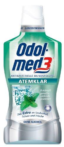 ODOL MED 3 Mundspülung atemklar 500 ml Lösung