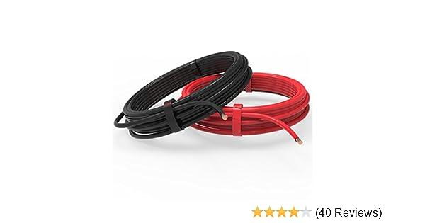 AUPROTEC Fahrzeugleitung 1,0 mm/² Set 2 Farben /à 10m FLRY-B als Ring