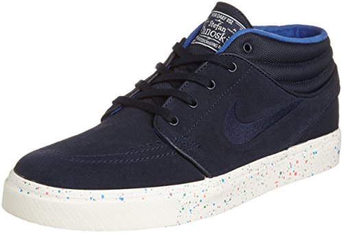 Nike 454350 008 - Zapatos para hombre, Obsidian/Obsidian-Game Royal-Ivory, xx-large