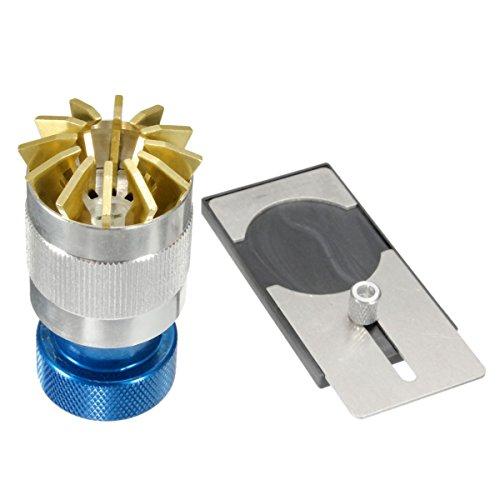 Hits(TM)Glasabheber Glasdeckel Glas Uhren-öffner Uhrengläser entfernen Plattform für Gläser 2 Farben Auswahl