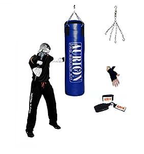 Aurion SYNTHTC LTHR Punching Bag, 48-inch