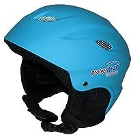 Bambini sci Sci e snowboard casco con buona ventilazione e sottogola regolabile