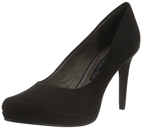 Tamaris Damen 22456 Pumps, Schwarz (Black 001), 40 EU