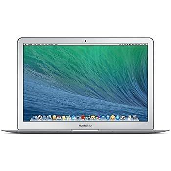 """Apple MacBook Air 13"""" Argent (2015) (Intel Core i5, 4 Go de RAM, SSD 128 Go, Intel HD Graphics 6000, OS X El Capitan)"""