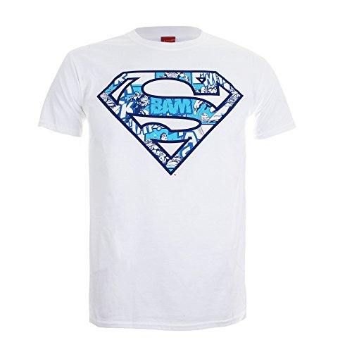 dc-comics-superman-cosmic-logo-mens-sm-t-shirt-homme-blanc-white-small