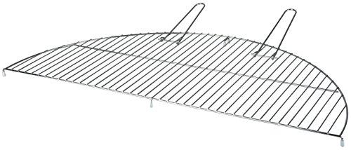 Esschert Design Grillrost für Feuerschalen XL, metall, 82.5x42x2.29 cm, FF258