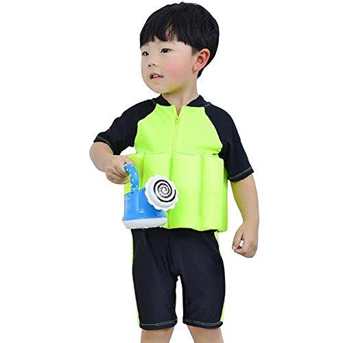 HOUTBY Schwimmende Baby / Mädchen Badeanzug Training Kinder Schwimmen Swimbest Schwimmer Anzüge Biquini Sicherheit Badeanzug
