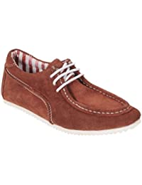 Willy Winkies - Brown Color Genuine Leather Shoes-104