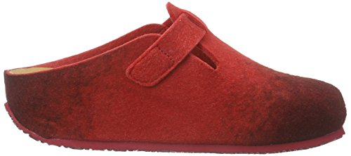 Scholl RENLY, Ciabatte donna Rosso (Rot (red/dk. red))