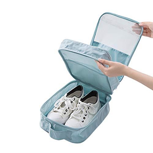 Monland Reise Schuhe Aufbewahrungs Tasche K?per wasserdichte Organizer Unterw?sche Kleidung W?sche Koffer Mit Reise Zubeh?r