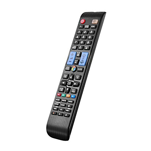 Neu Universal Samsung Fernbedienung AA59-00581A AA59-00582A BN59-01198B AA59-00638A für Samsung Smart TV - Keine Einrichtung Erforderlich Universal Samsung Fernbedienung